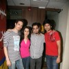 Teen Patti star cast at Big FM at Andheri