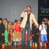 Himesh at Hill Spring International''''s dance fusion 2010 event
