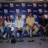 Ranvir Shorey, Vinay Pathak and Konkona Sen Sharma at The Blue Mug play press meet