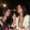 Celina Jaitley and Zeenat Aman judge V Care Indian Super Queen Finals at ITC Grand Maratha