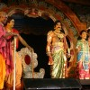 "A family based theater from Andhra Pradesh ''''Surabhi'''' presenting drama ""Bhaktha Prahlada"", in New Delhi on Thrusday 25 Feb 2010"