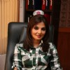 "TV actress Deepshika Nagpal on location of her film ""Yeh Dooriyan"" at Future Studio, Goregaon"
