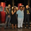 Abhay Deol, Tannishtha Chatterjee and Satish Kaushik at Road Movie Photo Exhibition at Phoenix Mill