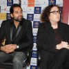 "Actor Abhay Deol and Producer Susan B Landau at a press-meet to promote their film ""Road Movie"" in New Delhi on Thrusday March 2010"