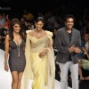 Bipasha walk on the ramp for Rocky S at Lakme Fashion Week 2010