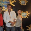 Sanjay Dutt with Manyata at Shilpa Shetty''s Royalty restaurant opening, Bandra
