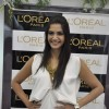 Sonam Kapoor at the launch of Spring Summer 2010 look ''Golden Girl'' in Mumbai on Sunday,14 March 2010