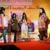 Pregnant women strike pose during Maternity and Parenting Fashion Show in Mumbai on Sunday,14 March 2010