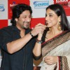 "Arshad Warsi and Vidya Balan launch DVD of ""Ishqiya"" at Reliance Timeout, Bandra"