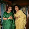 Asha Parekh Unveils Shubhrata Dutta''s Jamdani Saree collection at Juhu in Mumbai on Tuesday evening