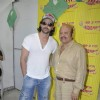 Hrithik Roshan promote kites on Radio Mirchi at Parel