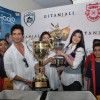 "Shahid Kapoor and Ayesha Takia on location of film ""Pathshala"" at Bhavans College"