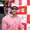 Bollywood star Hrithik Roshan at the 927 BIG FM''s Delhi Station to promote his film Kites, on Thrusday