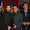 Gulshan Grover, Jackie Shroff and Luv Sinha at Saadiyan film premiere