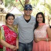 SAB TV family visit in malad