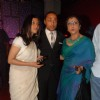 "Bollywood actors Konkona Sen, Rahul Bose and Aparna Sen at the premiere of ""The Japanese Wife"""