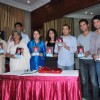 Ranbir Hooda and Sharman Joshi at the launch of Sharda Sunder''s book at Nehru