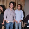 Sharman Joshi at the launch of Sharda Sunder''s book at Nehru