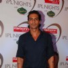 Arjun Rampal at designers Shantanu and Nikhil IPL Nights at Trident