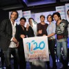 Arjun Rampal, Sajid Khan, Akshay Kumar, Lara Dutta and Ritesh Deshmukh grace Housefull - ICC 20-20 worldcup media meet at Taj Lands End, Bandra in Mumbai on Wednesday Evening