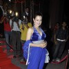 Amisha Patel at Fardeen Khan''s sister Laila Khan''s wedding reception to Frahan Furniturewala at Taj Land''s End