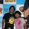 Shaan and Kailash Kher at music launch of 3-d animation film Bird Idol at Cinemax