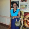 Yesteryear''s actress Tanuja on day 2 of Dignitiy Film Festival at Ravindra Natya Mandir