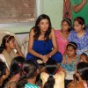 Sushmita Sen crown Iam Princess at Bal Bhavan at Veera Desai Road
