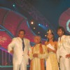 Mithun Chakraborty at the grand finale of Dance India Dance Season 2 at Andheri Sports Complex in Mumbai on Friday