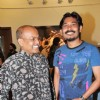Guests at the Mritunjay Mondal''s Exhibition at India Fine Art