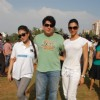 Celebrities at Housefull movie cricket match at Goregaon