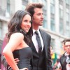 Barbara Mori and Hrithik Roshan at London Premiere of Kites