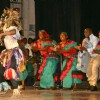 "Performance by ""Aka Kwacha"" national dance troupe from Malawi during the Africa Festival in New Delhi on Wednesday"