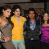 Guest at Comedian Navin Prabahkar''s Birthday bash at Shimmer Lounge and Kitchen
