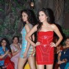 Indian Models at Rainforest Restaurant Opening at R City Mall, Ghatkopal