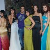 Vidya Malvade and Anupama Verma along with top leading Indian Models at Rainforest Restaurant Opening at R City Mall, Ghatkopal