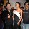 Shahrukh Khan and Sushmita Sen at I am She Finals Red Carpet at NCPA