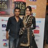 Vikram Phadnis and Shruti at IIFA cricket & Fashion Extravaganza media meet at Trident BKC