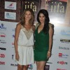Nandita and Sophie at IIFA cricket & Fashion Extravaganza media meet at Trident BKC