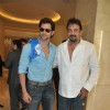 Hrithik Roshan and Sanjay Dutt at IIFA cricket & Fashion Extravaganza media meet at Trident BKC