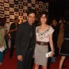 Manoj Bajpai at ''Raajneeti'' premiere at IMAX