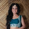 Geeta Basra shoots for Hyderabad Bridal show in Archana Kocchar at Luv Asrani''s studio