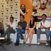 Kareena, Maddy and Sharman unveils 3 idiots script book at Landmark