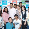 Abhishek at Radio City to promote Raavan