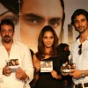 Sanjay Dutt, Bipasha Basu and Kunal Kapoor at the Lamhaa music launch