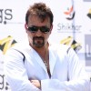 Sanjay Dutt at a gathering against terrorism, organised by Zee News