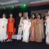 Jaya Bachchan, Kajol, Lata Mangeshkar, Hema Malini and Padmini Kolhapure at the launch of Gautam Rajadhyaksha''s book ''Chehere'' launch at JW Marriott