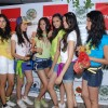 Models at Provogue Soccer Fashion Show at Dell Italia