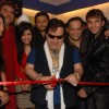 Bappi Lahiri at the launch of Tvam-da Luxury Lounge at Andheri