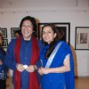 Priyasri Patodia's art exhibition at Jehangir Art Gallery